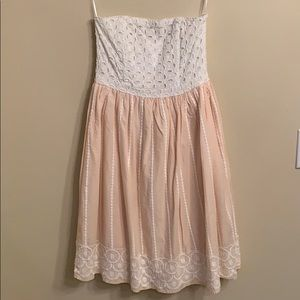 H&M romantic summer dress